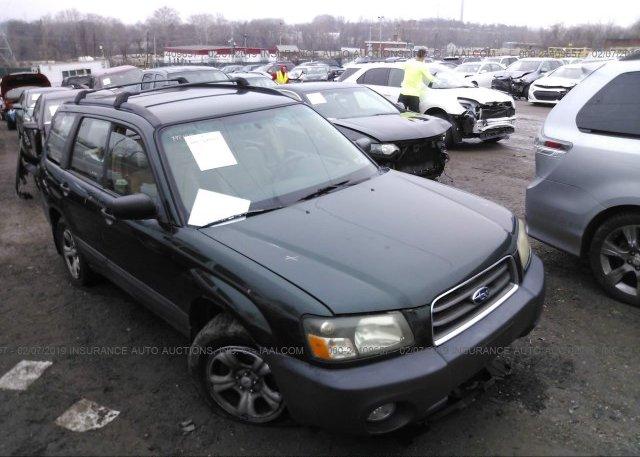 Inventory #335673038 2005 Subaru FORESTER
