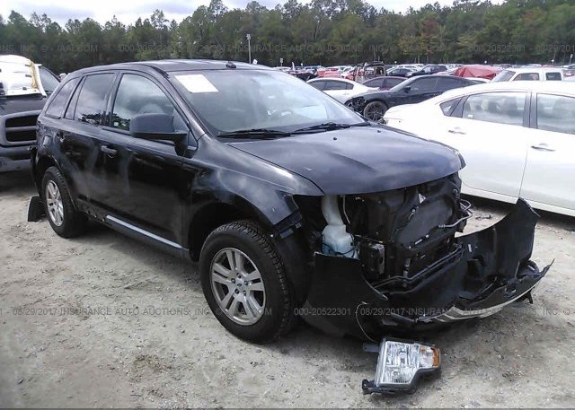 Inventory #222775033 2010 FORD EDGE