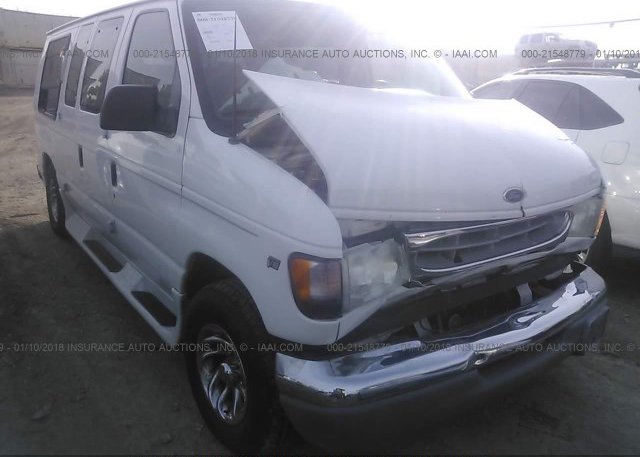 Inventory #365458238 2002 FORD ECONOLINE