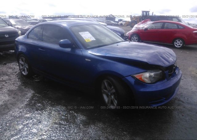 Inventory #414167572 2011 BMW 128