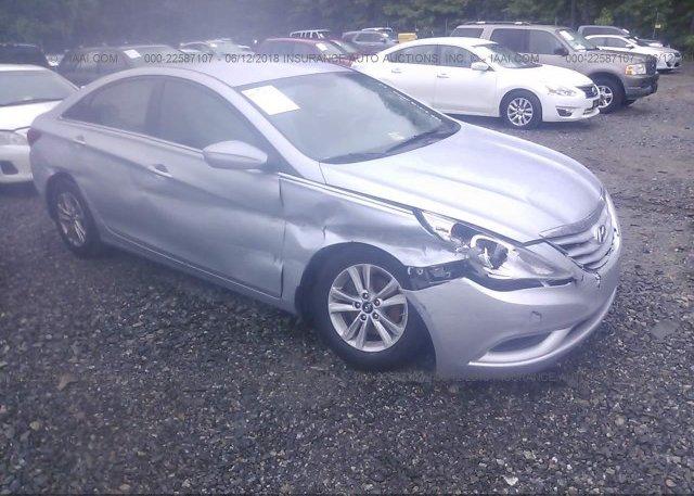 Inventory #165624476 2012 Hyundai SONATA