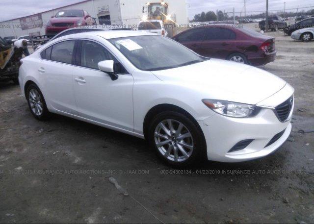 Inventory #954385904 2016 Mazda 6