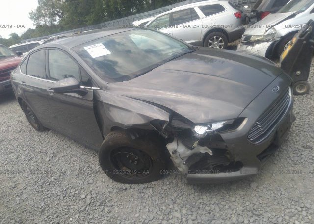Inventory #273994770 2013 FORD FUSION