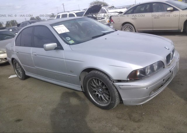 Inventory #715842033 2001 BMW 530