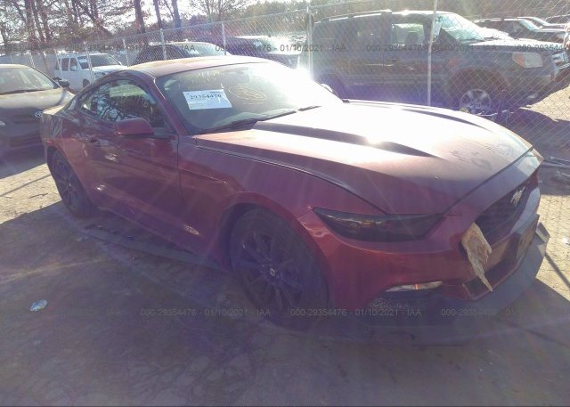1FA6P8AM3G5204607 2016 FORD MUSTANG
