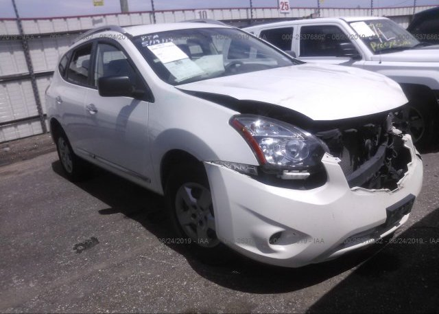 Inventory #237408823 2015 Nissan ROGUE SELECT