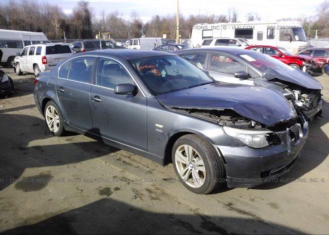 Inventory #634489835 2009 BMW 528