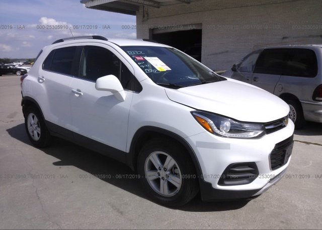 Inventory #397496473 2017 Chevrolet TRAX