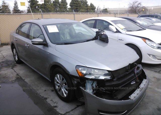 Inventory #578824319 2014 Volkswagen PASSAT