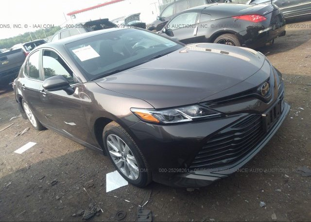 Inventory #349223800 2018 Toyota CAMRY