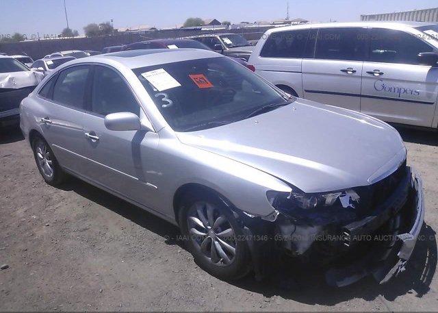 Inventory #163208486 2006 Hyundai AZERA