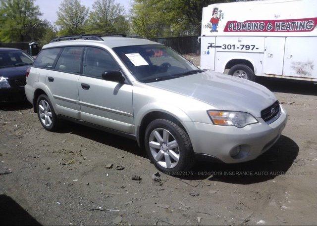 Inventory #678367834 2007 Subaru LEGACY