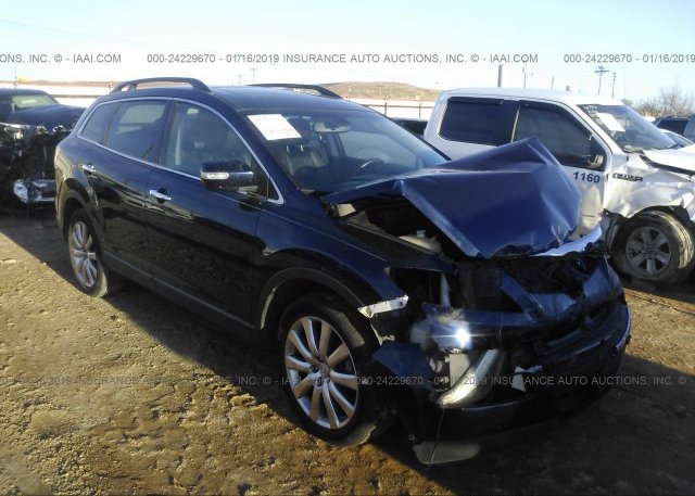Inventory #837822609 2007 Mazda CX-9