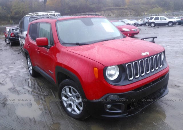 Inventory #764676569 2015 JEEP RENEGADE