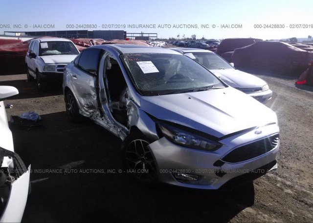 Inventory #897329235 2017 FORD FOCUS