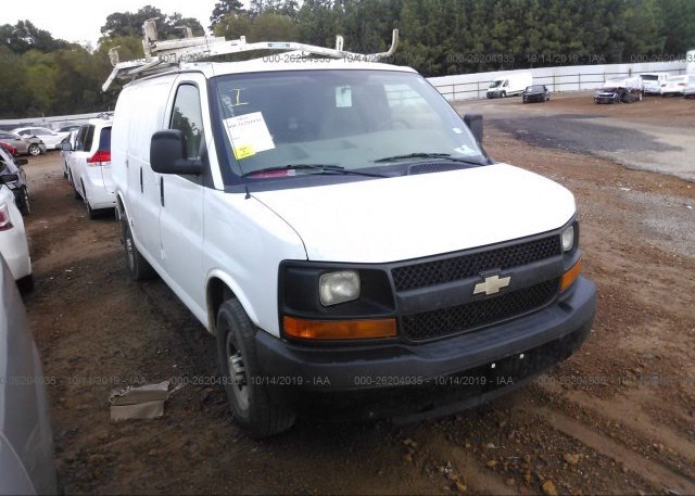 Inventory #628139738 2012 Chevrolet EXPRESS G2500