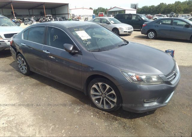 Inventory #898420443 2013 Honda ACCORD