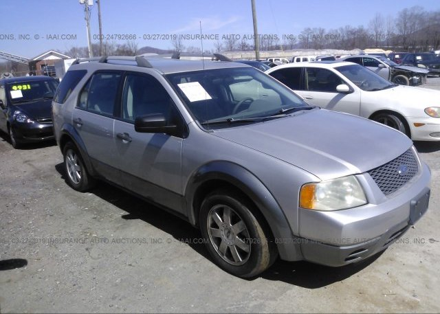 Inventory #614863138 2006 FORD FREESTYLE