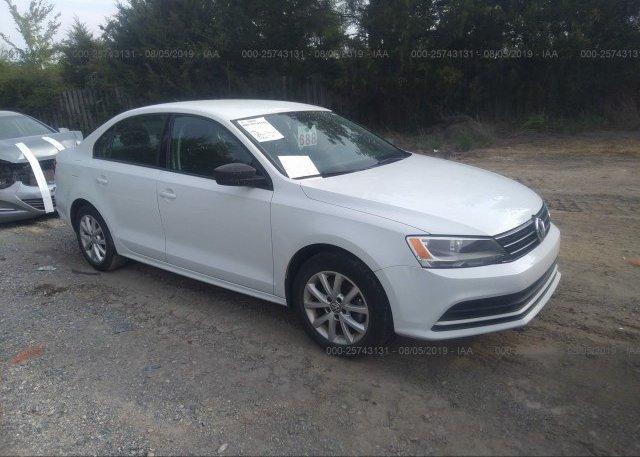 Inventory #178713931 2015 Volkswagen JETTA