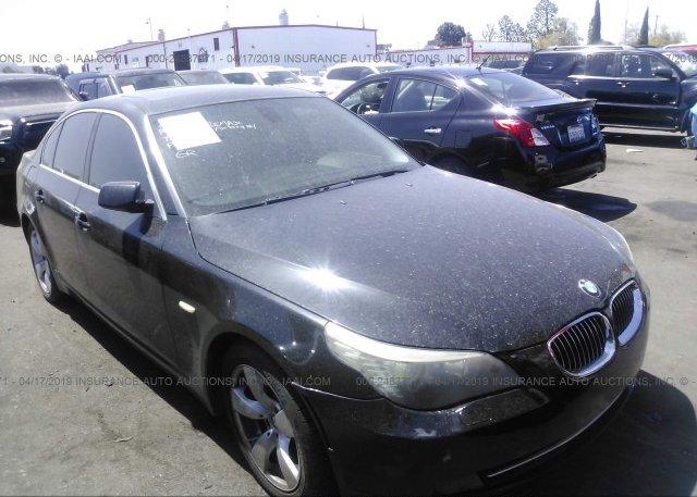 Inventory #206307791 2008 BMW 528