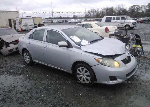 Inventory #722209383 2009 Toyota COROLLA