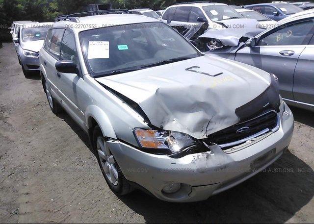 Inventory #640264143 2006 Subaru LEGACY
