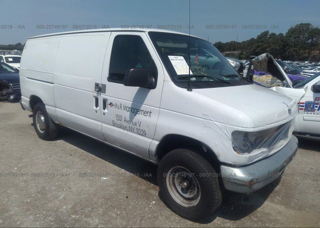Inventory #391351874 2002 FORD ECONOLINE