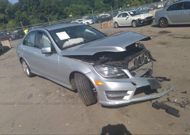 Inventory #893080641 2013 Mercedes-benz C