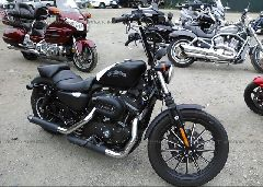 2012 Harley-davidson XL883