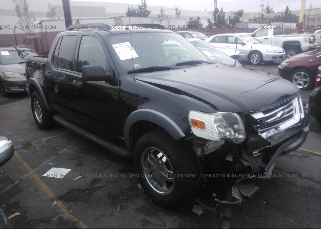 Inventory #678262663 2008 FORD EXPLORER SPORT TR