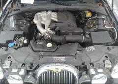 2004 Jaguar S-TYPE - SAJEB01T94FN07492