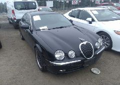 2004 Jaguar S-TYPE - SAJEB01T94FN07492 Left View