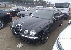 2004 Jaguar S-TYPE - SAJEB01T94FN07492 Right View