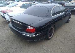 2004 Jaguar S-TYPE - SAJEB01T94FN07492 rear view