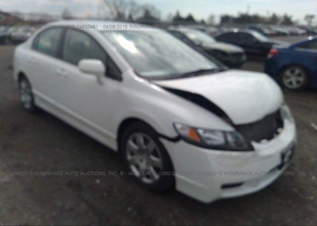 Inventory #989506237 2009 Honda CIVIC