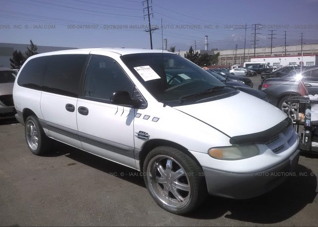 Inventory #970889503 1997 Dodge GRAND CARAVAN