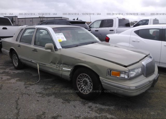 Inventory #716219388 1996 Lincoln TOWN CAR
