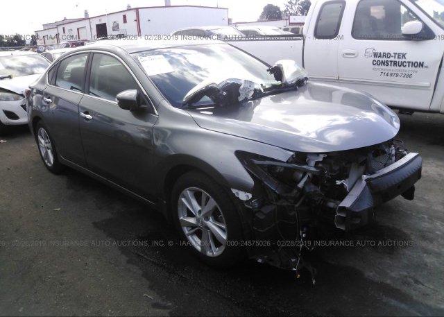 Inventory #370276834 2015 Nissan ALTIMA