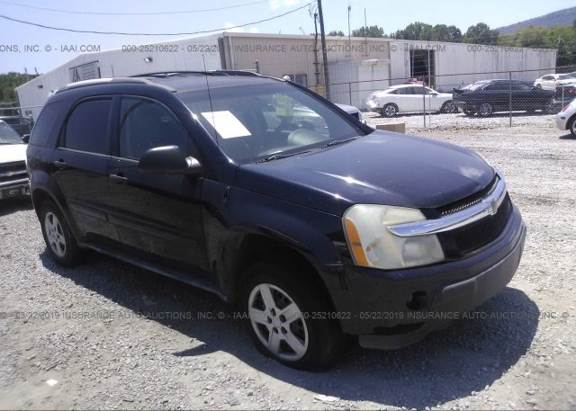 Inventory #573903962 2005 Chevrolet EQUINOX
