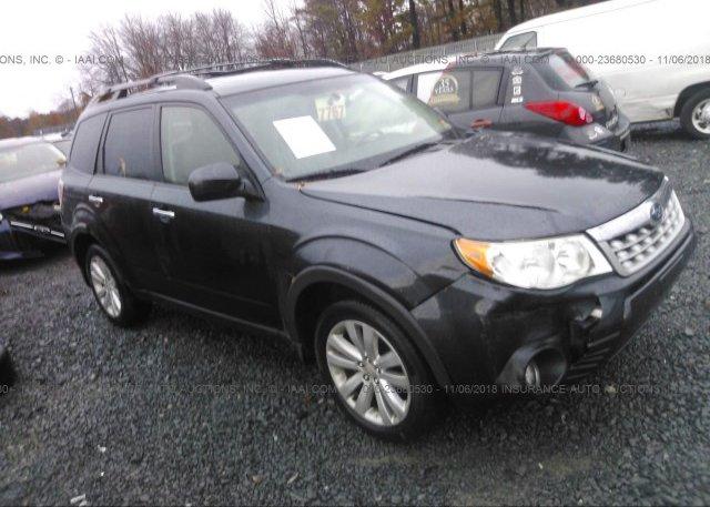 Inventory #341996134 2011 Subaru FORESTER