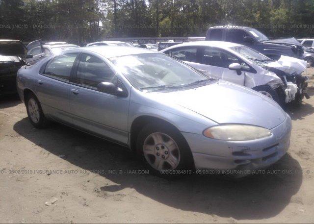 Inventory #325799522 2004 Dodge INTREPID