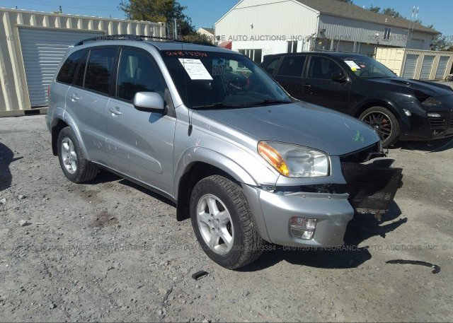 Inventory #468460767 2003 Toyota RAV4