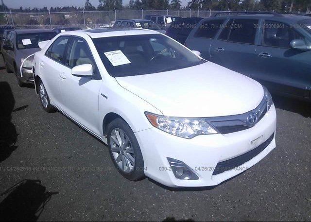 Inventory #381768024 2012 Toyota CAMRY