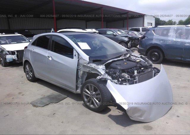 Inventory #161088581 2016 Hyundai ELANTRA GT