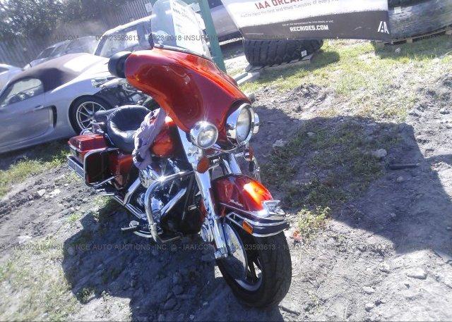 Inventory #719740070 2000 Harley-davidson FLHTCUI