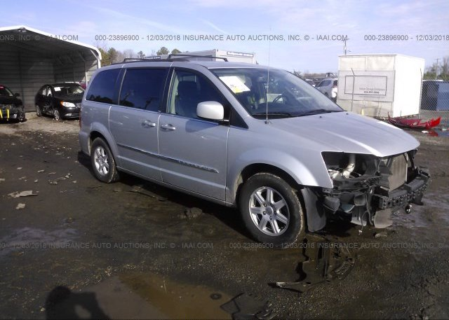 Inventory #867126490 2012 Chrysler TOWN & COUNTRY