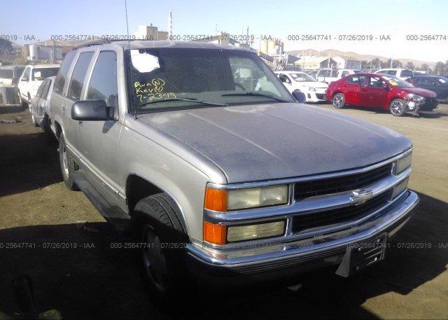Inventory #514749890 1999 Chevrolet TAHOE