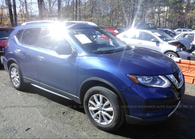 Inventory #439227420 2017 Nissan ROGUE