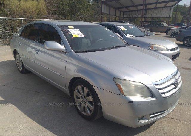 Inventory #167154555 2005 Toyota AVALON