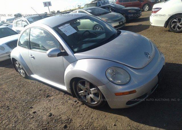 Inventory #554254046 2007 Volkswagen NEW BEETLE
